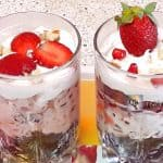 Fruit Cream Trifle recipe | Easy Fruit Trifle recipe with fruit cream