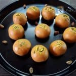 Besan Ladoo recipe | Besan ke laddu | How to make besan ladoo