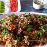 Mutton biryani recipe | Easy mutton dum biryani recipe for beginners