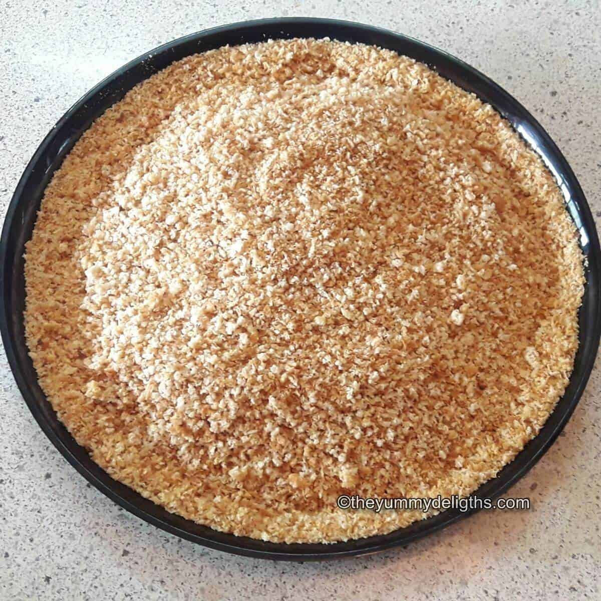 how to make breadcrumbs at home