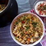 Vegetable pulao recipe | veg pulao in pressure cooker | Veg pulao recipe