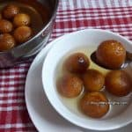 Suji ke gulab jamun | Ravyache gulab jamun recipe | easy  gulab jamun recipe