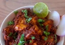 Maharashtrian chicken sukka recipe