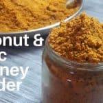 Chutney powder recipe | Chutney pudi (Karnataka style)