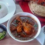 Dhaba style chicken curry (within 30 minutes)