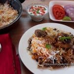 Lucknowi chicken biryani (Dum style) | Awadhi chicken biryani recipe