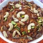 Gajar ka Halwa in pressure cooker | Carrot Halwa recipe in cooker